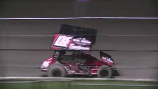 Heart O' Texas Speedway Sprint Car Feature