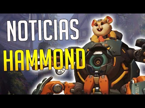 OVERWATCH: NOTICIAS HAMMOND / WRECKING BALL | TRANSMISIÓN ESPECIAL 12 JULIO thumbnail