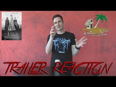 The Isle Trailer Reaction