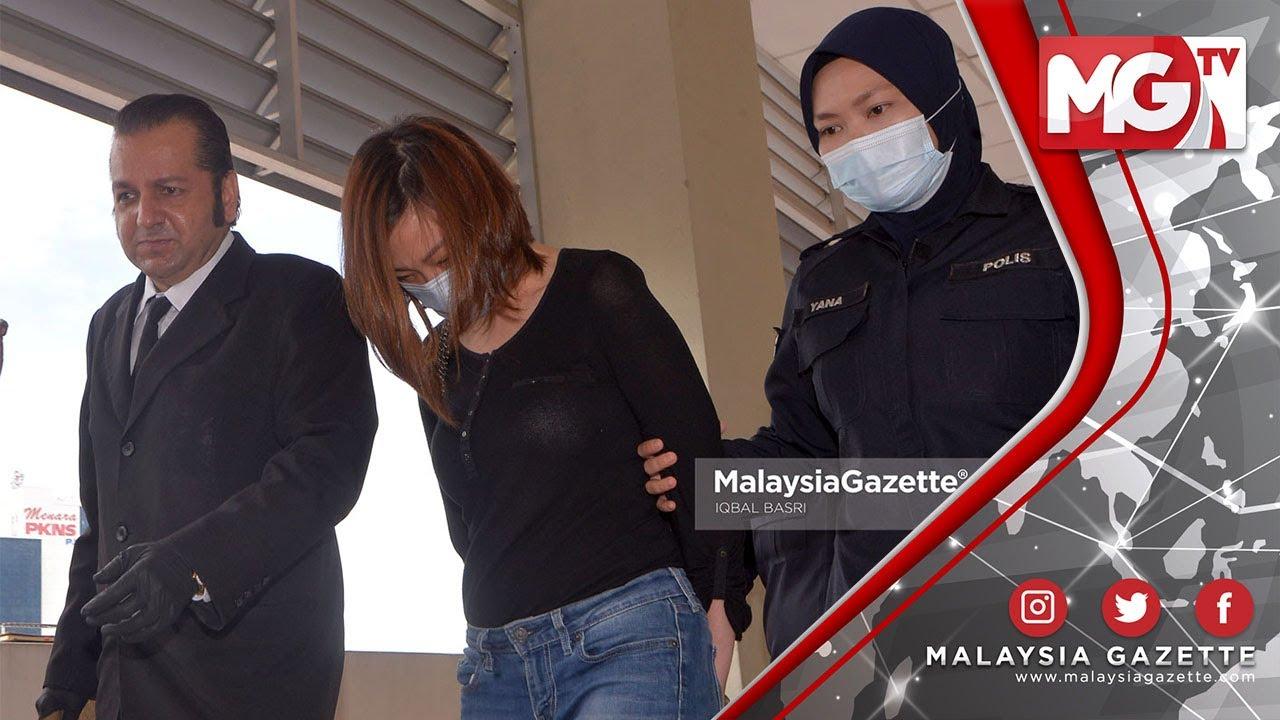 TERKINI : Wanita Maki Polis Mengaku Tidak Bersalah