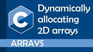 2d Array In C Dynamic