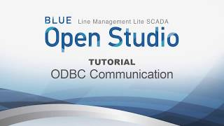 Video: BLUE Open Studio Tutorial #11: ODBC Communication