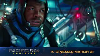 The bigger they come, the harder we fight. #PacificRimUprisingPH