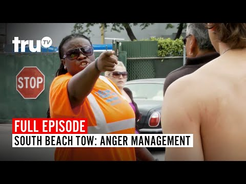 South Beach Tow: Season 1: Anger Management | TruTV