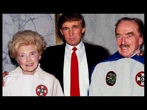 Crazy Photo Donald Trump Parents in KKK Robes Reaction @Hodgetwins