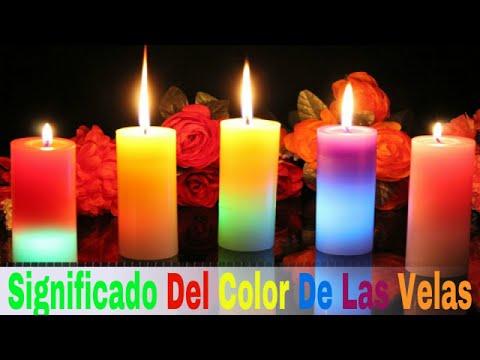 Significado del color de las velas descubre el significado del color de las velas youtube - Velas adviento ...
