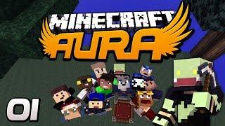 Die 1. Folge Minecraft AURA! Ich würde mich extrem über eine Bewert...
