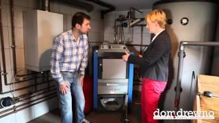 081. Piec, kocioł gazujący drewno - efektywna metoda ogrzewania domu lub warsztatu