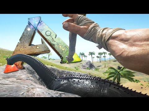 ARK Survival Evolved Gameplay - BAD IDEA - Online Part 4 | Pungence