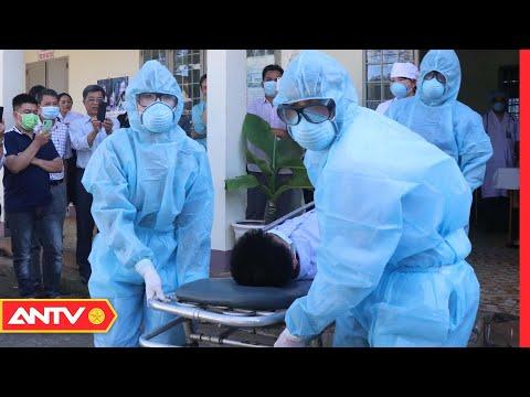 Tối 16/8: Thêm 8.644 ca mắc COVID-19 tại TP.HCM và 42 tỉnh, thành | Tin tức 24h | ANTV | Foci
