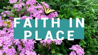 Welcome to Faith in Place