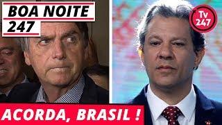 Boa Noite 247 - Acorda, Brasil! BoA 検索動画 3