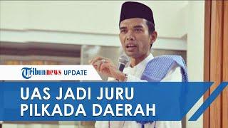 Jadi Juru Kampanye Paslon Pilkada di Riau, Ustaz Abdul Somad Dianggap Berpotensi Memecah Belah Umat