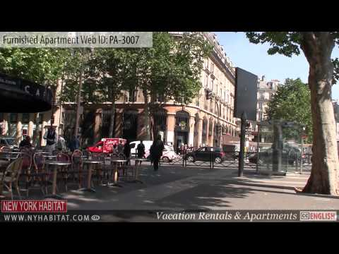 Video Tour of a 2-Bedroom Furnished Apartment in Bastille, Paris
