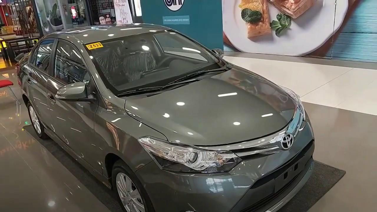 2018 Toyota Vios 1.5G - Alumina Jade Green (Philippines ...