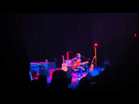 CONOR OBERST - Ahead of the Curve (Monsters of Folk song at The Egg 7.25.12)