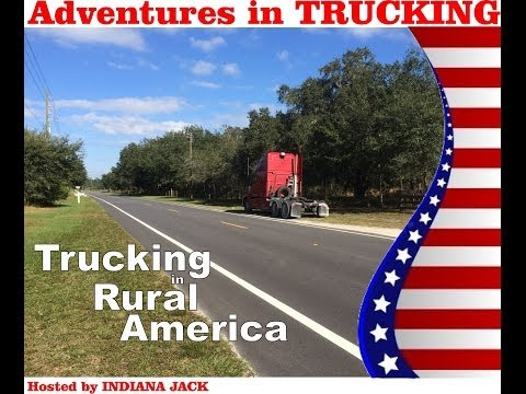 Trucking in Rural America