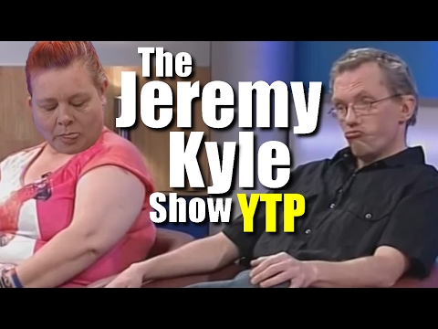 YTP - Russell Walks Likes a Ladies Man - Jeremy Kyle Show UK YouTube Poop