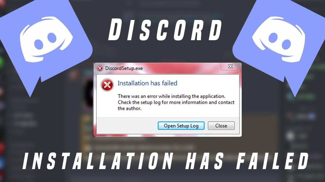 【Discord】正しくインストールできない場合 ...