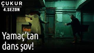 Çukur 4.Sezon 34.Bölüm - Yamaç'tan Dans Şov!