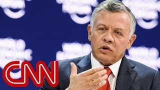 King Abdullah: US embassy move a complication