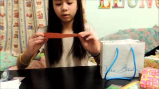 Kids Teach Kids: How To Make An Origami Crane