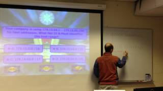 Network Fundamentals Final Exam Review