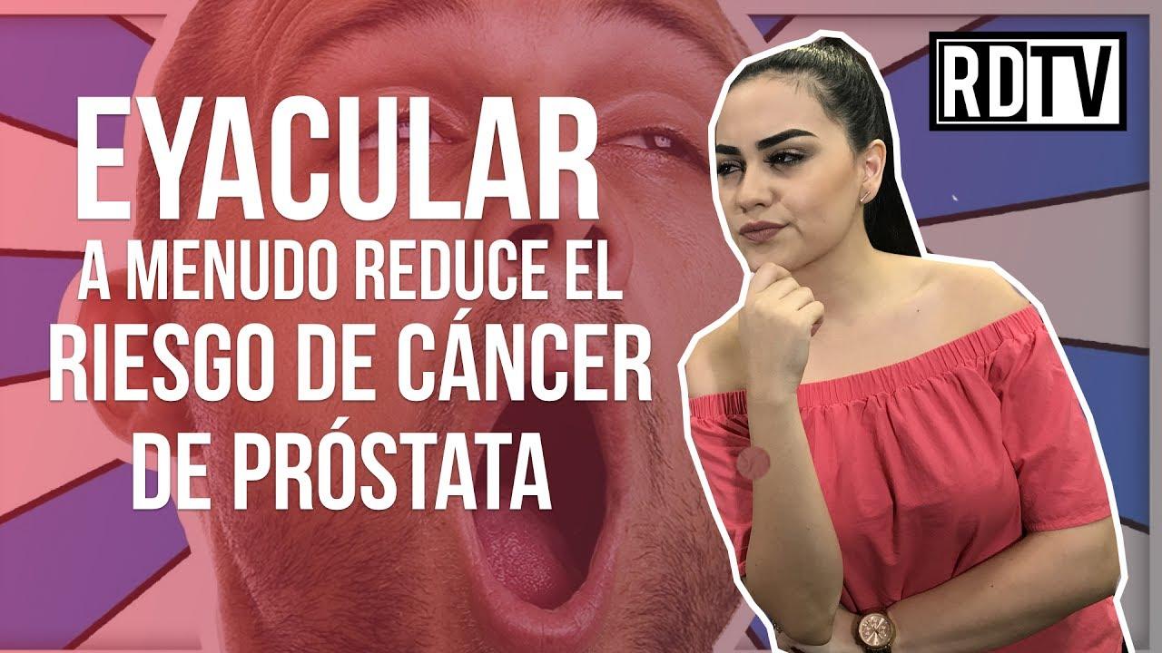 el cáncer de próstata puede afectar la eyaculación