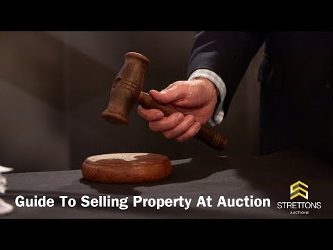 Strettons Guide To Selling Property At Auction