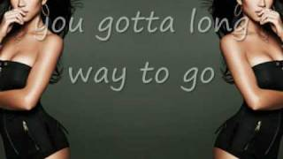 Cassie - Long way to go [ lyrics on screen ]