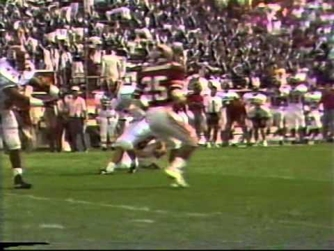 1990 South Carolina @ Virginia Tech Full Game