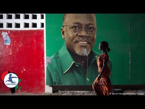 The Tragic Death Of President Magufuli Of Tanzania
