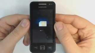 Samsung C6712 Star II DUOS factory reset