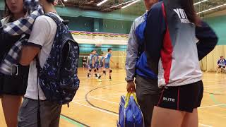 Publication Date: 2018-12-18 | Video Title: 男子U19排球 02.12.2018 八強 (唐賓南)