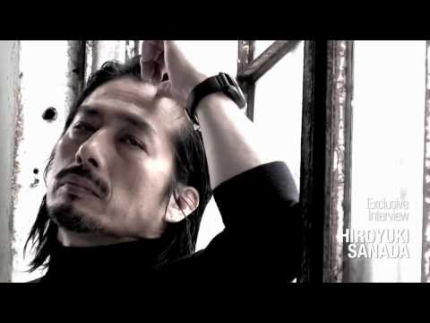 Hiroyuki Sanada 真田 広之 ~August Man SG Magazine June 2015
