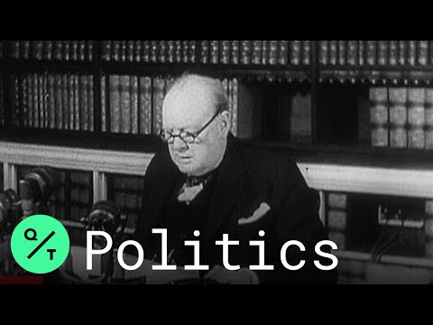 Victory in Europe Day: Winston Churchill Announced End of World War II