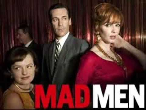 Mad Men Theme (A Beautiful Mine By RJD2)