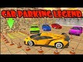 Car Parking Legend: Driving School Parking Games