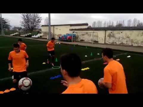 ARS FOOTBALL -Soccer Coaching - European Technical Training