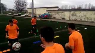 Ars football -soccer coaching - european technical training