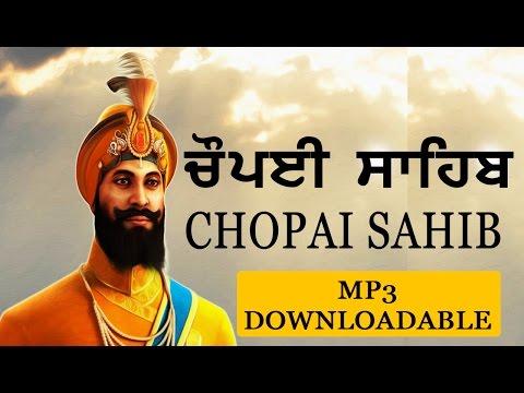 CHOPAI SAHIB JI  mp3