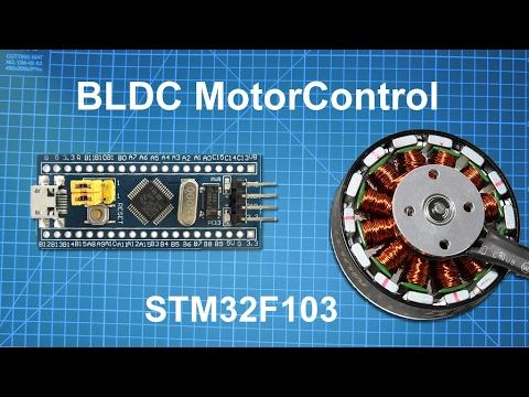 STM32 - BLDC Motor Control