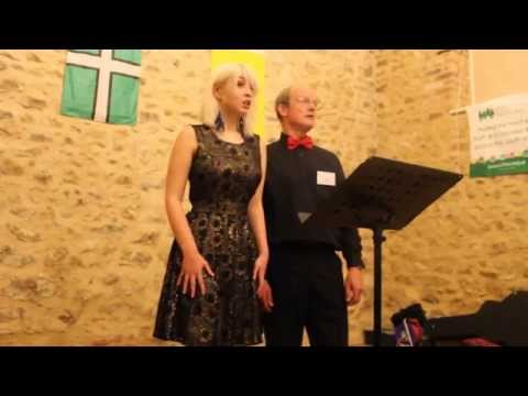 Martin and Courteney - Charity Concert for Children's Hospice SW