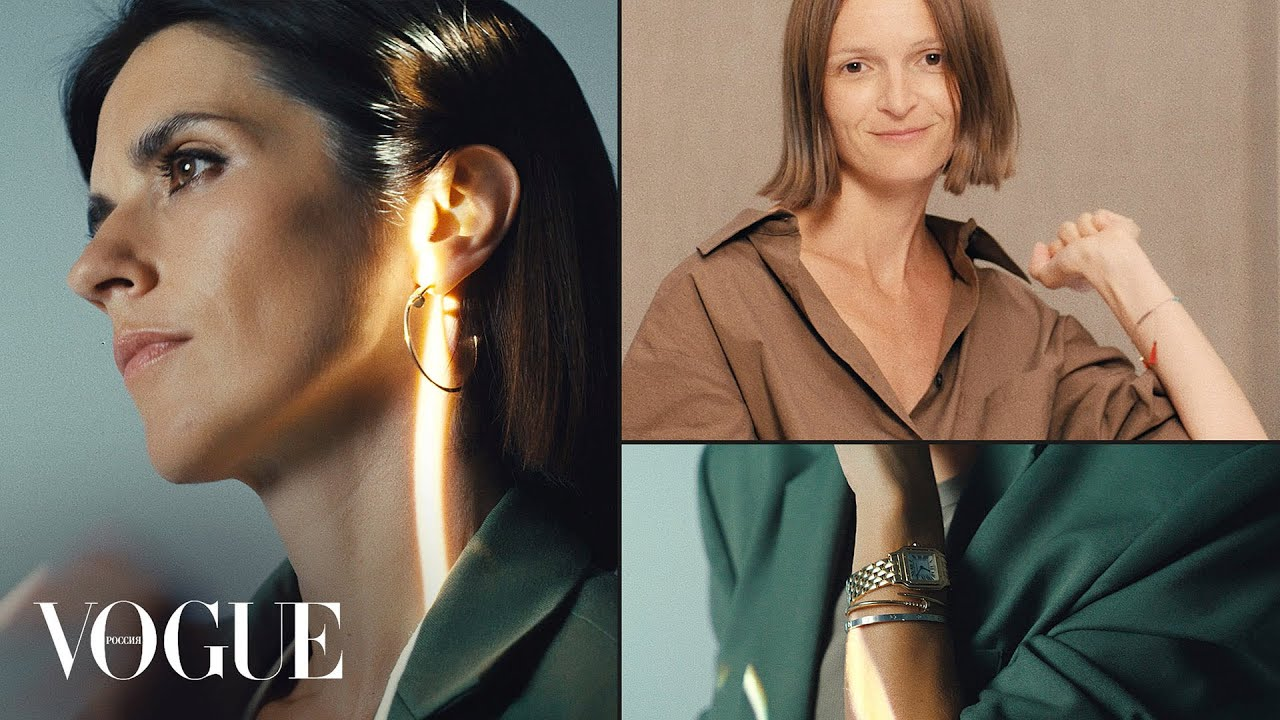 Что такое базовый ювелирный гардероб  Vogue Россия