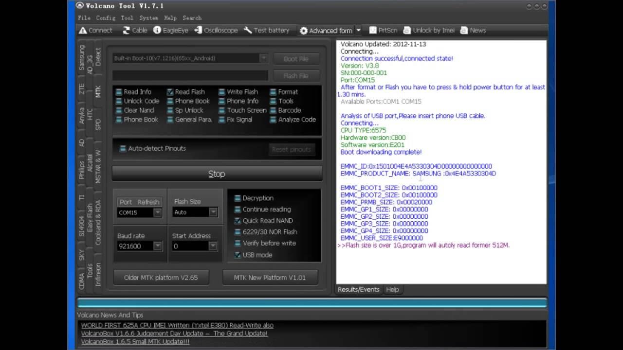 Solo Aqui Actualizaciones De Volcano Box!!! - Clan GSM