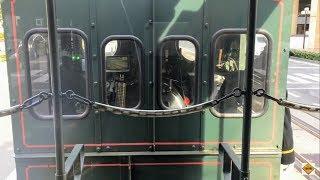 坊ちゃん列車 客車の窓から望む 2019・3・14