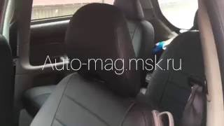 видео Авточехлы на VOLVO