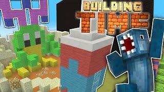 Minecraft Xbox - ALIEN PLANET! - Building Time! [#5]