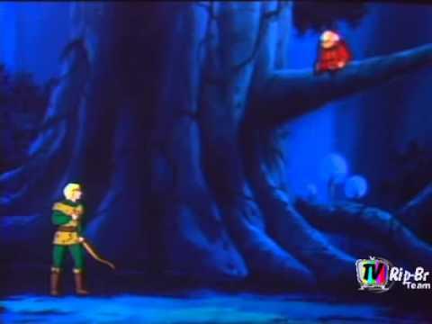 Caverna do Dragão - T2E04 O Traidor (The Traitor)