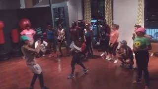 "Wizkid ""Shabba"" dance cover"